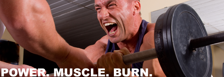 4 Day Power Muscle Burn Workout Split!