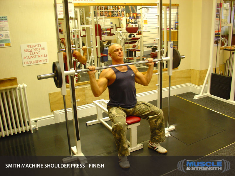 Muscle Building Plan Thursdays Shoulder Exercise Guide