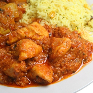 Bodybuilders Low Fat Chicken Curry