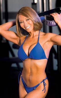 Fitness Model And Bikini Competitor Grace De La Rosa Talks