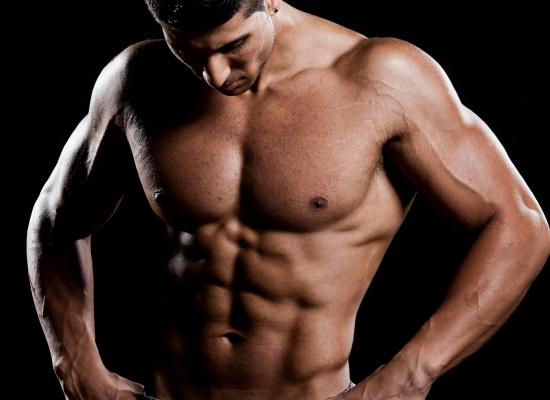 While dieting  it is inevitable that you will lose a little muscle mass.