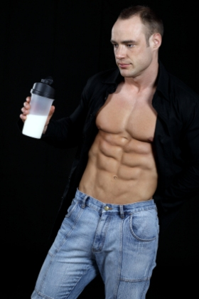 Wake up and drink your whey.
