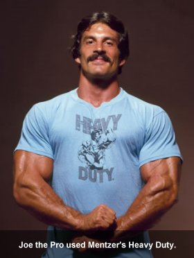 Mike Mentzer's Heavy Duty