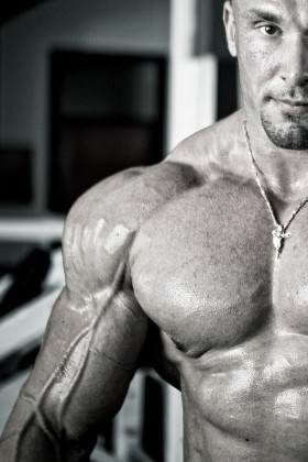 How Much Testosterone to Build Muscle