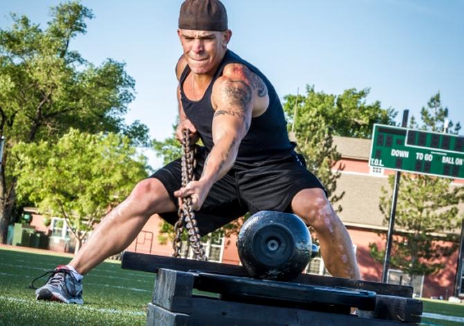 Strongman entrainement avantages force perte de gras