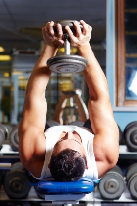 Dumbbell Extensions