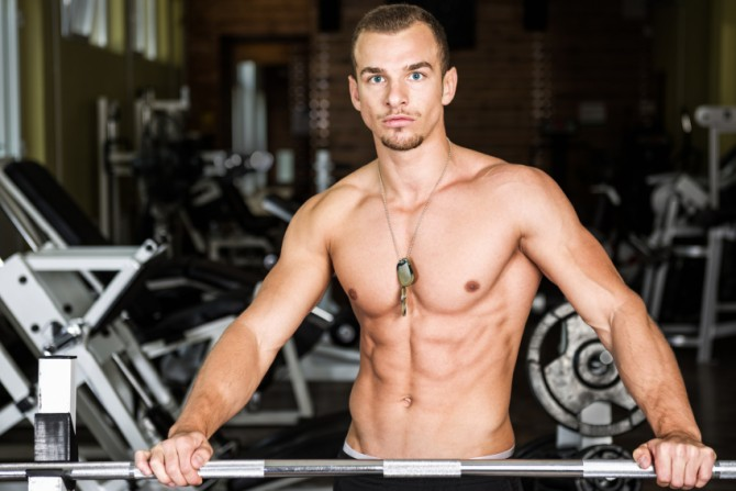 Ripped Fitness Trainer