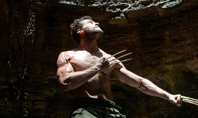 Shredded Like Wolverine Workout: Build A Leaner, More ...