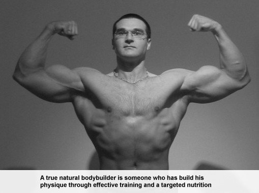 All Natural Bodybuilding
