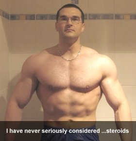 how to grow muscles naturally