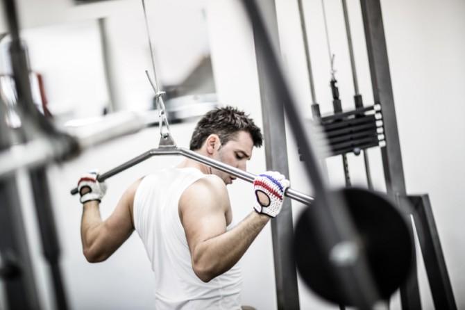 Health Fitness - Magazine cover
