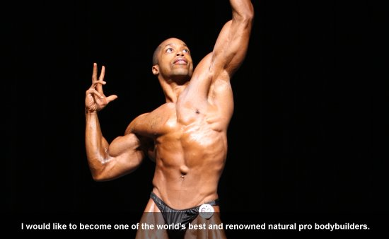 Daniel Grissom Natural Bodybuilder