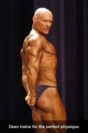 Dean Annett Perfect Physique