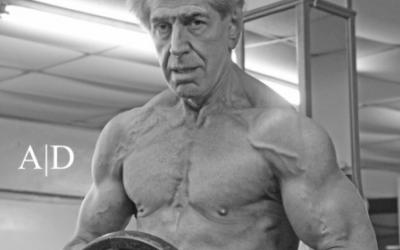 Too Old To Build Muscle? The Bernie Long Story