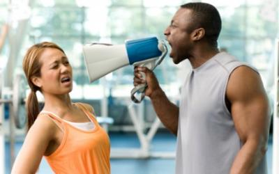 The Science Of Workout Motivation: Tell Your Trainer To Shut Up!