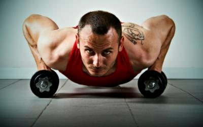 40 Minute Blast - Abs, Cardio And Weights