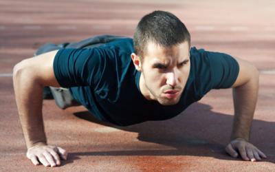 Kettlebell, Bodyweight & Treadmill Cardio Workout