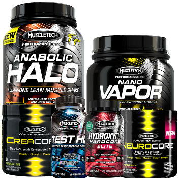 MuscleTech Lean Mass Stack