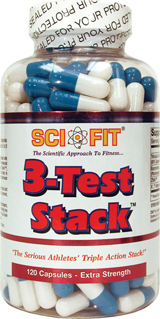 Image for SciFit - 3 Test Stack