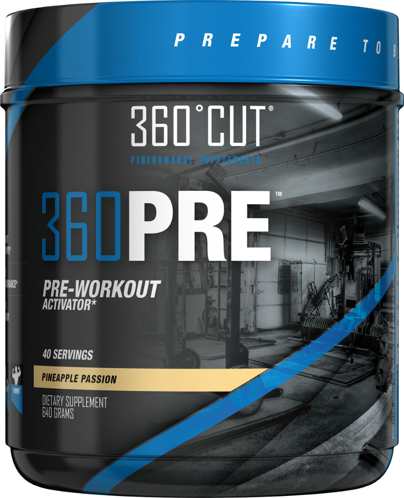 A specially formulated pre-workout designed to help increase endurance and amp up intensity while boosting muscle strength and cognitive function.*