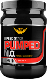 Image for ABB - Speed Stack Pumped N.O. Powder
