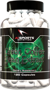 Image for AI Sports Nutrition - Green Coffee Bean Extract