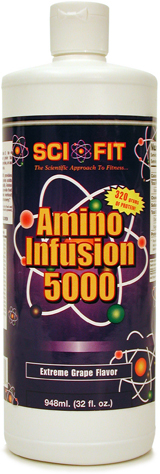 Image for SciFit - Amino Infusion 5000
