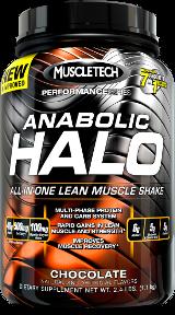 MuscleTech Anabolic Halo - 2.4lbs Chocolate
