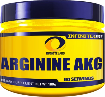 Image for Infinite Labs - Arginine AKG