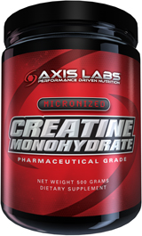 Image for Axis Labs - Micronized Creatine Monohydrate