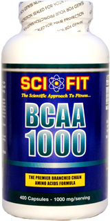 Image for SciFit - BCAA 1000