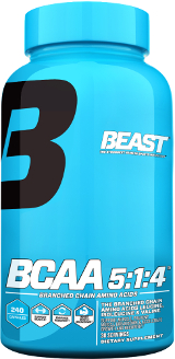 Image for Beast Sports Nutrition - BCAA 5:1:4
