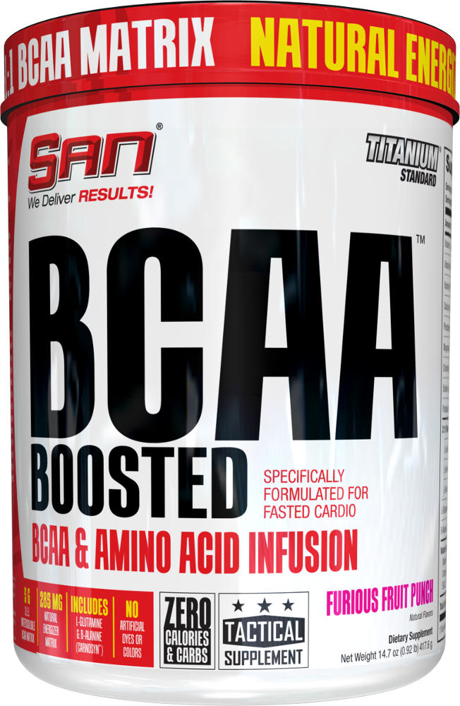 Image for S.A.N. - BCAA Boosted