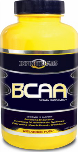 Image for Infinite Labs - BCAA Caps