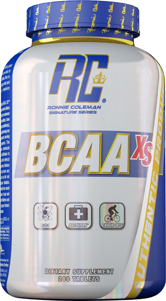 Image for Ronnie Coleman Signature Series - BCAA-XS