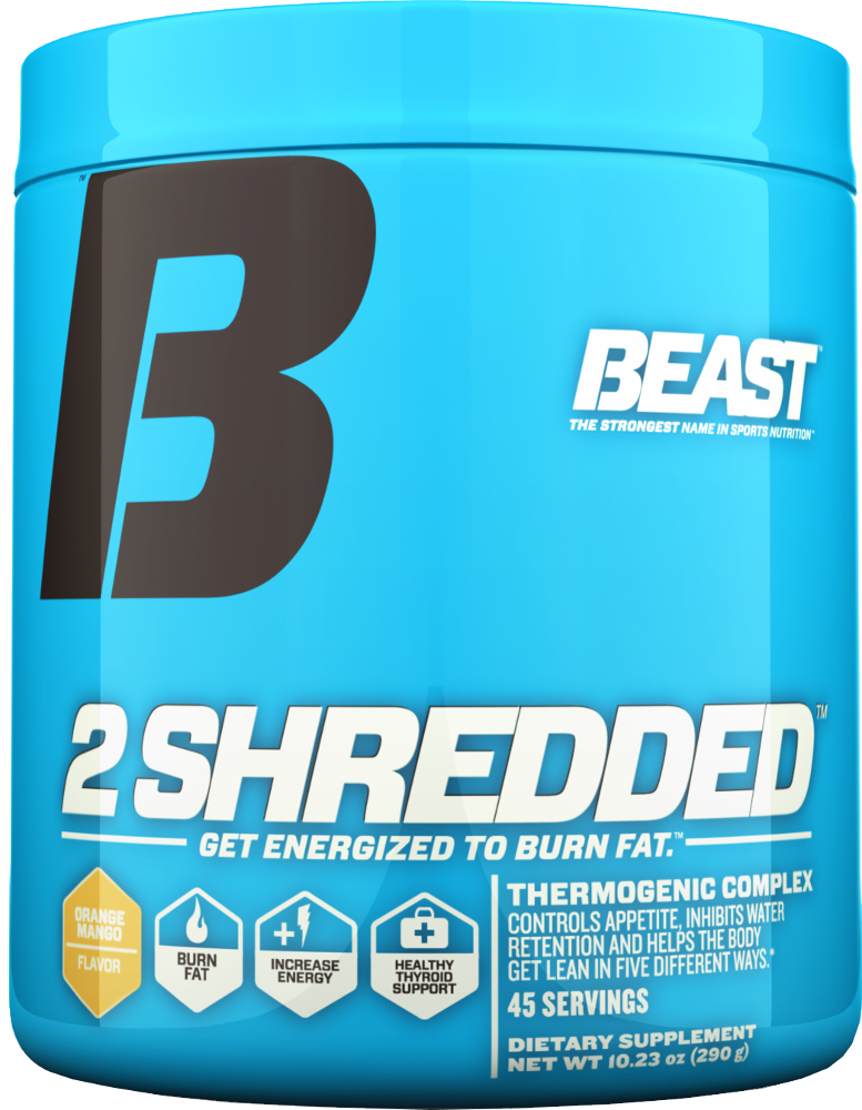 Image for Beast Sports Nutrition - 2 Shredded Powder