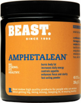 Image for Beast Sports Nutrition - Amphetalean Powder