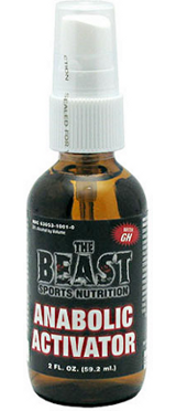 Image for Beast Sports Nutrition - Anabolic Activator