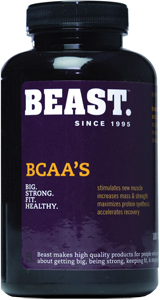 Image for Beast Sports Nutrition - BCAAs