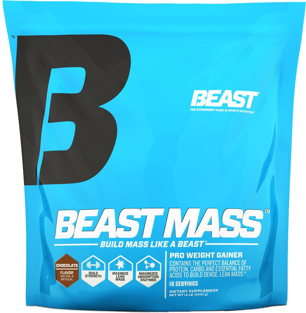 Image for Beast Sports Nutrition - Beast Mass
