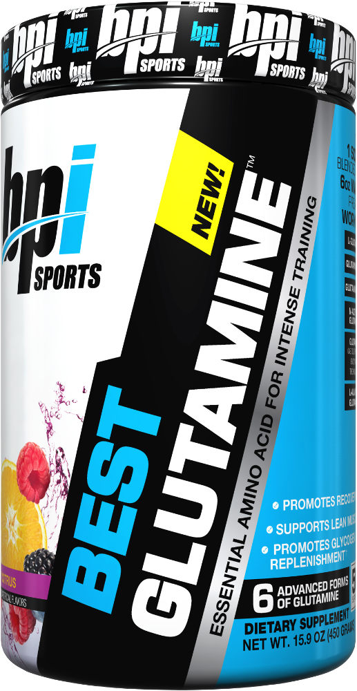 Image for BPI Sports - Best Glutamine