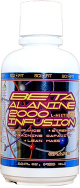 Image for SciFit - Beta Alanine 2000 Infusion