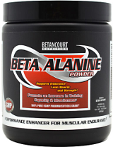 Image for Betancourt Nutrition - Beta Alanine Powder