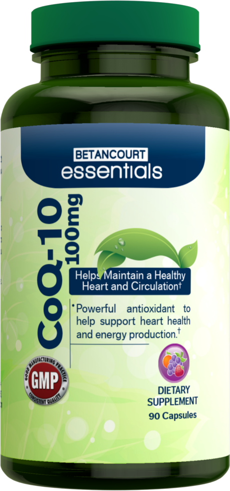 Image for Betancourt Nutrition - CoQ-10