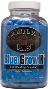 Controlled Labs Blue GrowtH - 150 Capsules