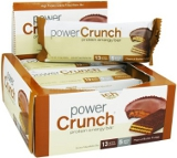 Image for BNRG - Power Crunch Bars