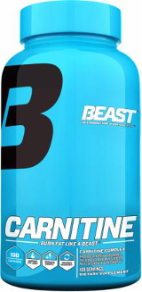 Image for Beast Sports Nutrition - Carnitine