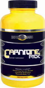 Image for Infinite Labs - Carnitine MTX