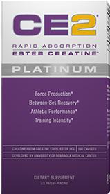 MRI Performance CE2 Platinum - 180 Capsules