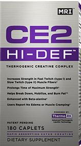 MRI Performance CE2 HI-DEF - 180 Caplets